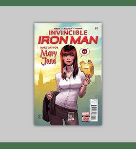 Invincible Iron Man (Vol. 2) 4 2016