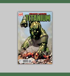 Iron Man: Titanium 1 2010