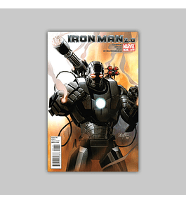 Iron Man 2.0 1 2011