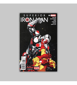 Superior Iron Man 8 2015