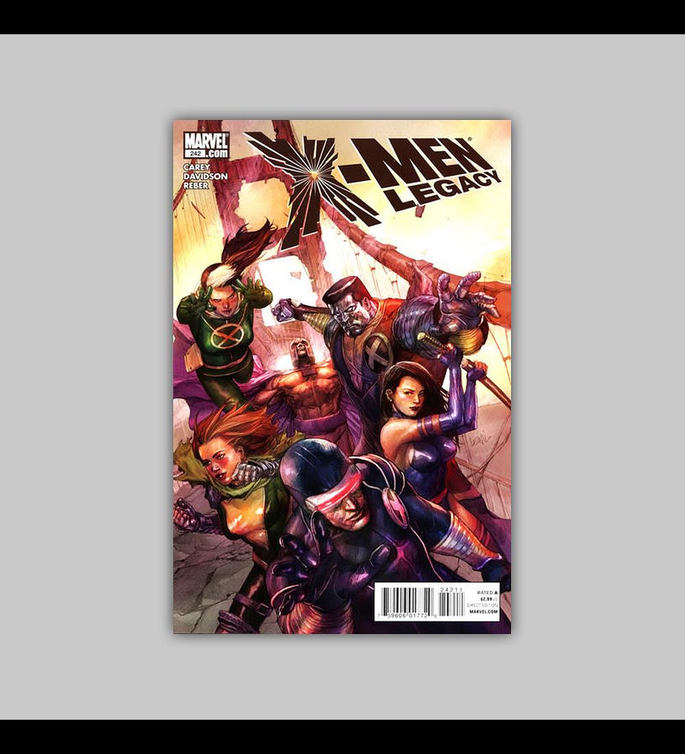 X-Men 242 2011
