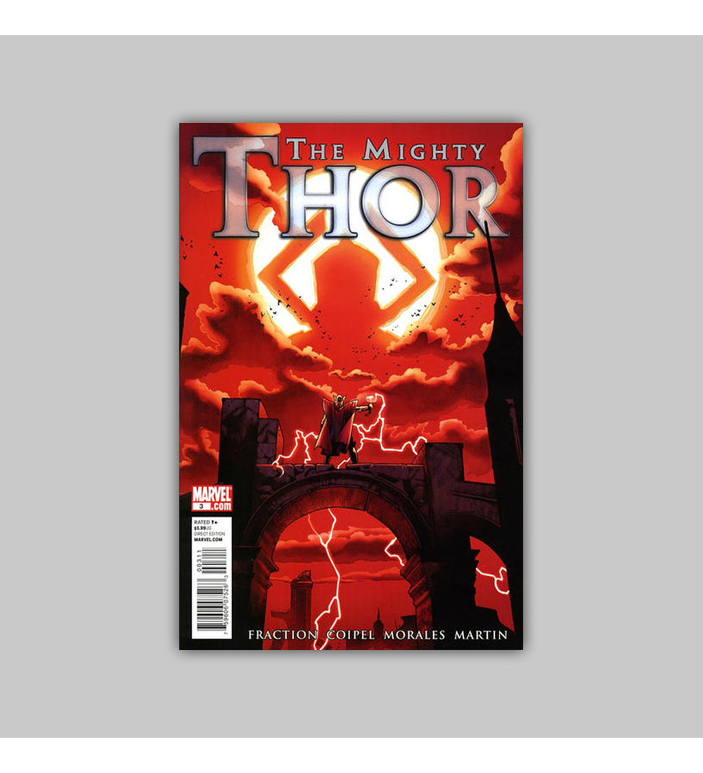 Mighty Thor 3 2011