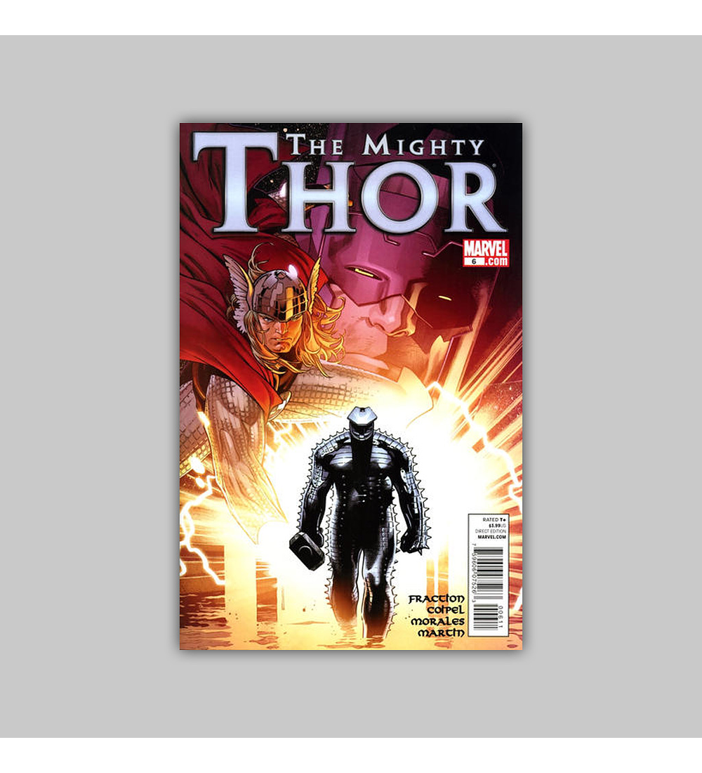 Mighty Thor 6 2011