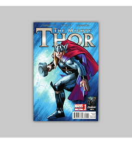 Mighty Thor 12.1 2012