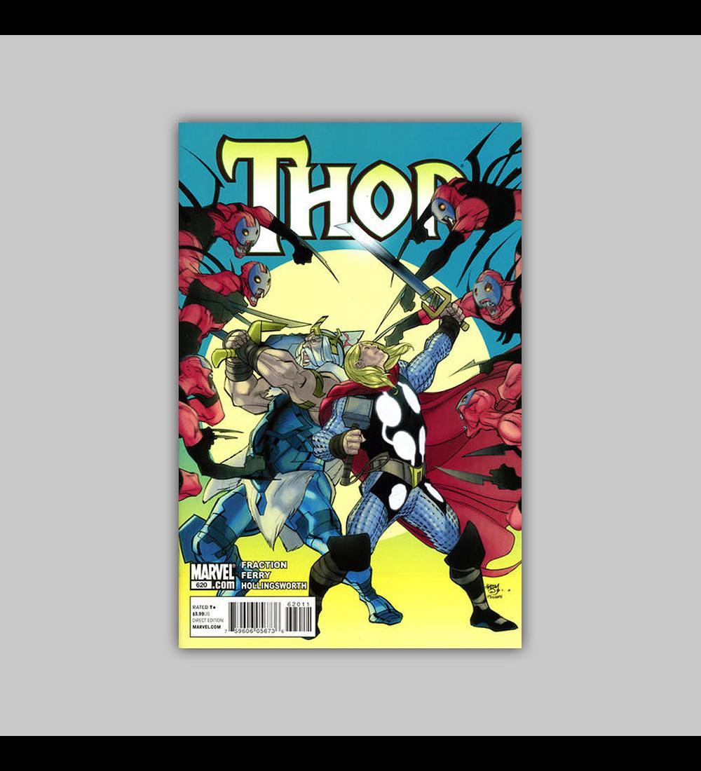 Thor 620 2011