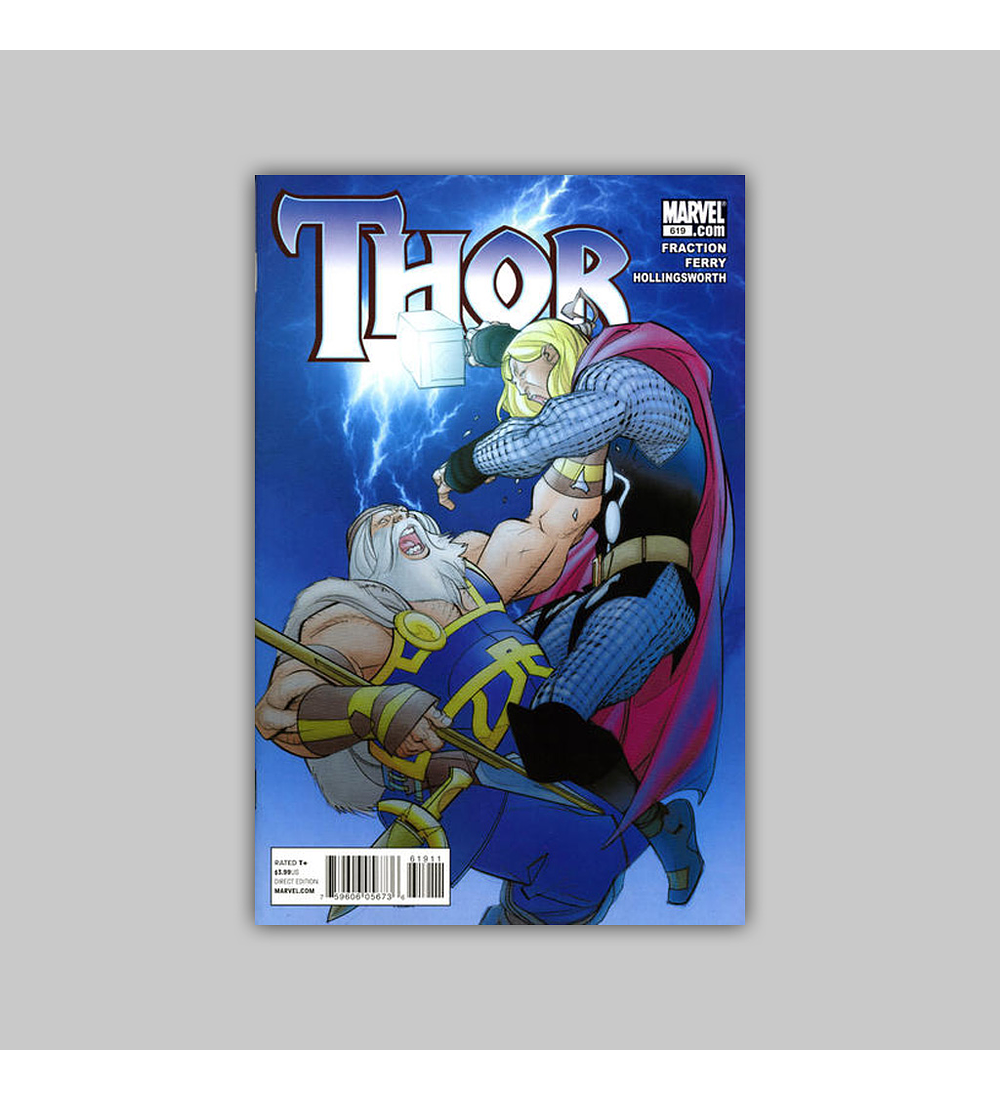 Thor 619 2011