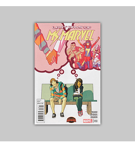 Ms. Marvel (Vol. 2) 18 2015