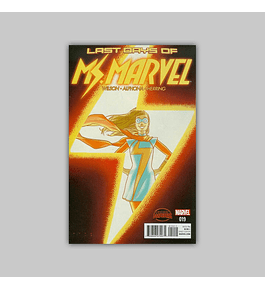 Ms. Marvel (Vol. 2) 19 2015
