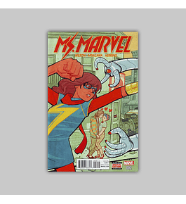 Ms. Marvel (Vol. 3) 2 2016