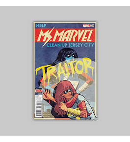 Ms. Marvel (Vol. 3) 3 2016