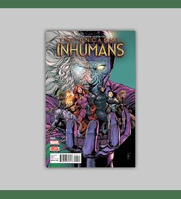 Uncanny Inhumans 4 2016