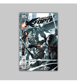 Uncanny X-Force 5.1 2011