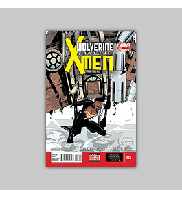 Wolverine and the X-Men (Vol. 2) 3 2014
