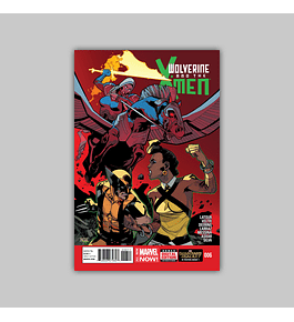 Wolverine and the X-Men (Vol. 2) 6 2014