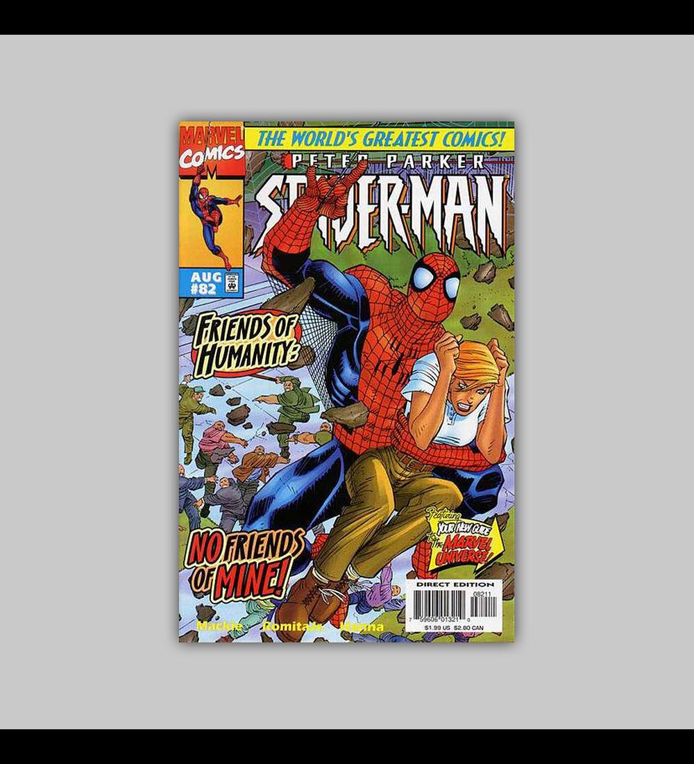 Peter Parker: Spider-Man 82 1997