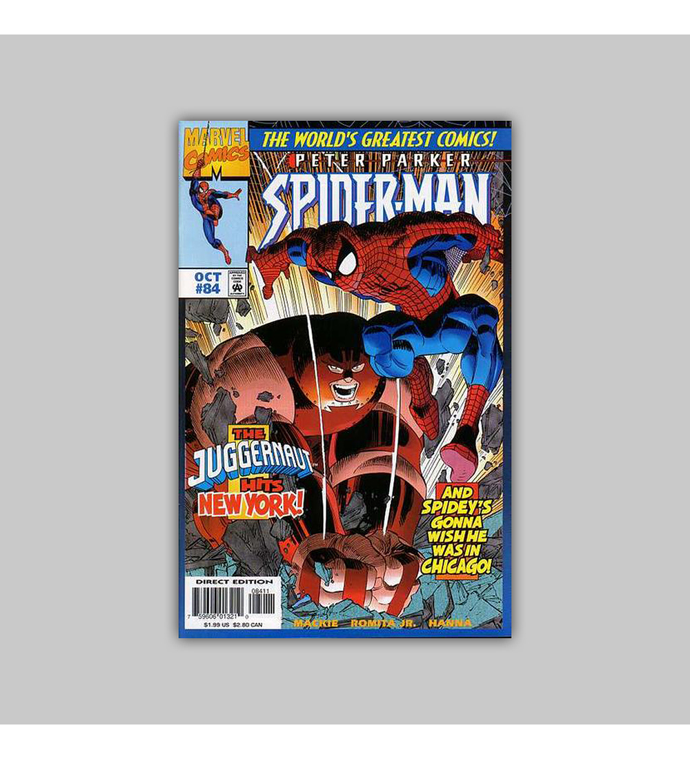 Peter Parker: Spider-Man 84 1997
