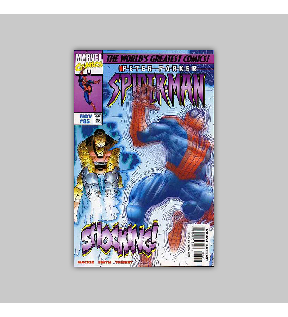 Peter Parker: Spider-Man 85 1997
