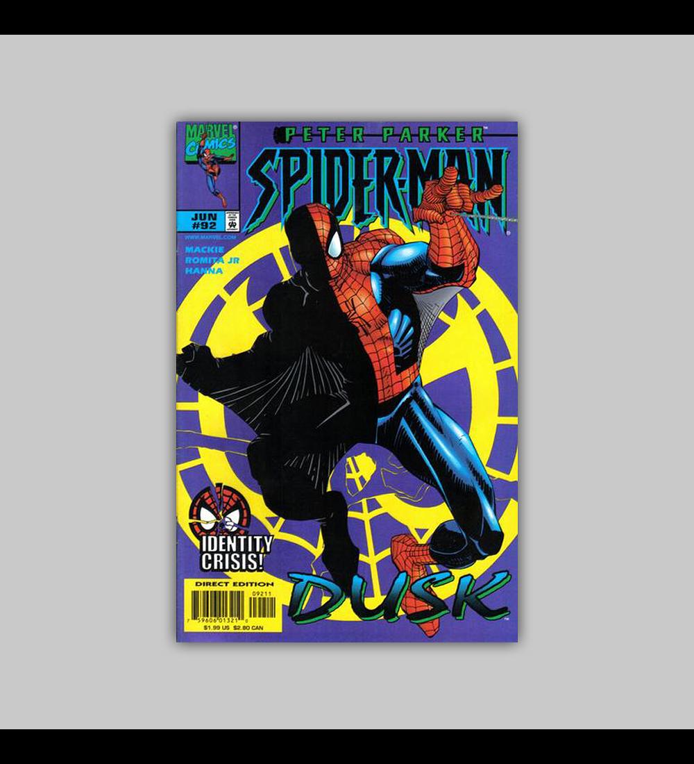 Peter Parker: Spider-Man 92 1998