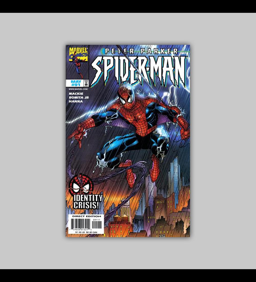 Peter Parker: Spider-Man 91 1998