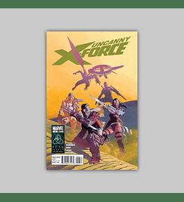 Uncanny X-Force 6 2011