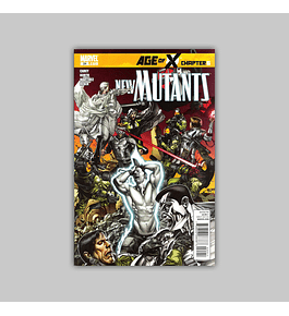 New Mutants (Vol. 3) 24 2011