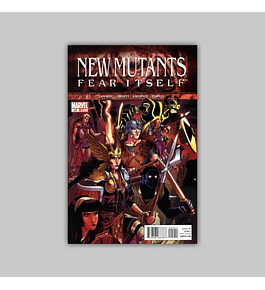 New Mutants (Vol. 3) 29 2011