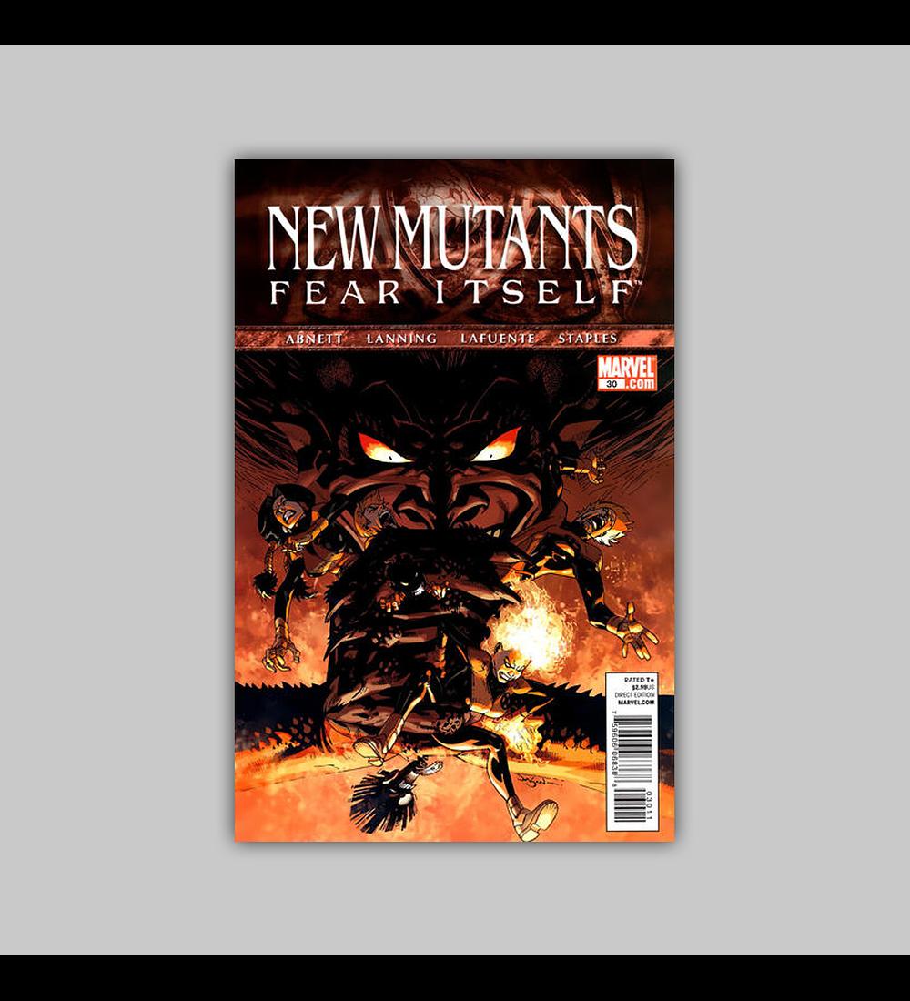 New Mutants (Vol. 3) 30 2011