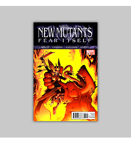 New Mutants (Vol. 3) 31 2011