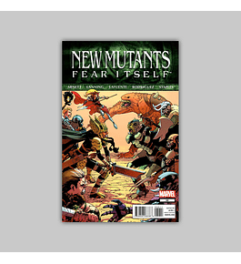 New Mutants (Vol. 3) 32 2011