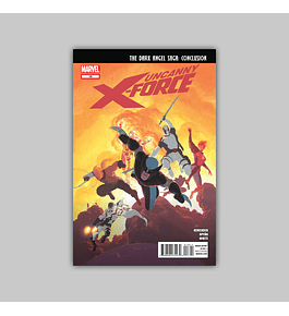 Uncanny X-Force 18 Polybagged 2012