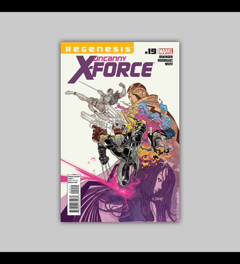 Uncanny X-Force 19 2012