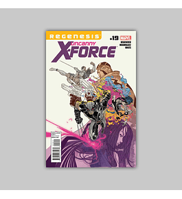 Uncanny X-Force 19 2012