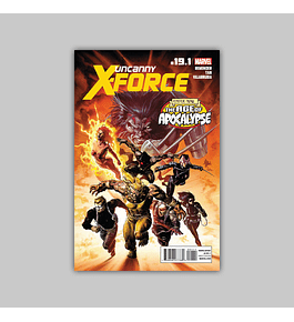 Uncanny X-Force 19.1 2012