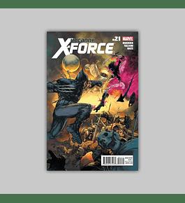 Uncanny X-Force 21 2012