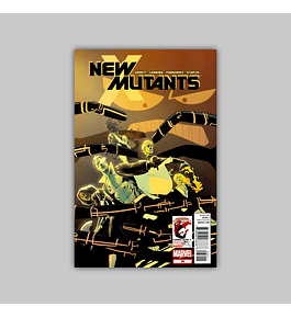 New Mutants (Vol. 3) 39 2012