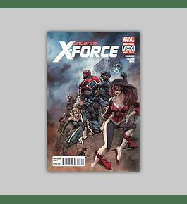Uncanny X-Force 23 2012