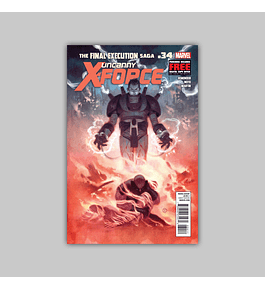 Uncanny X-Force 34 2013