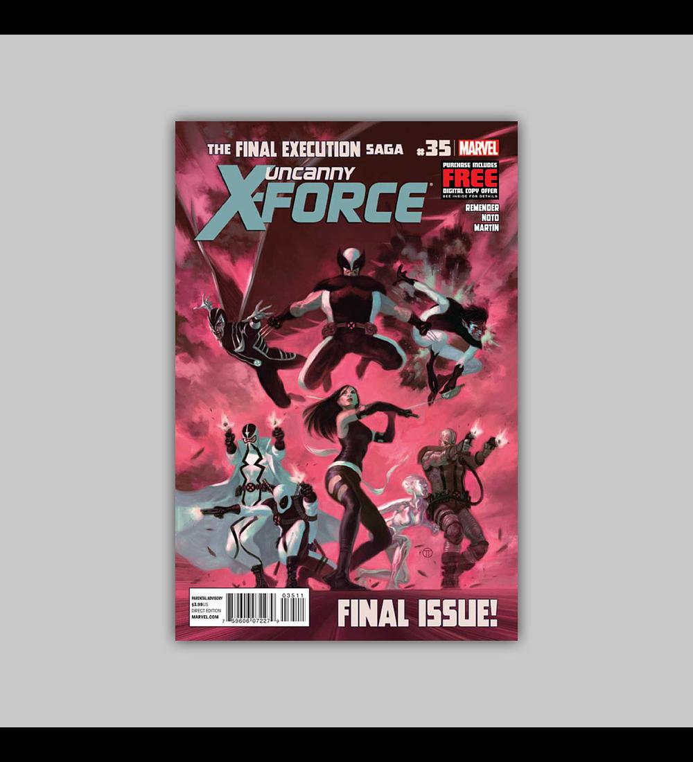 Uncanny X-Force 35 2013