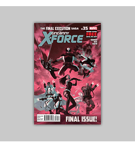 Uncanny X-Force 35 2013