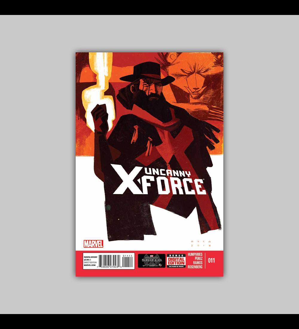 Uncanny X-Force (Vol. 2) 11 2013