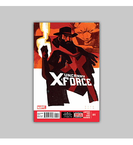 Uncanny X-Force (Vol. 2) 11 2013