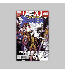 Wolverine and the X-Men 9 2nd. Printing 2012