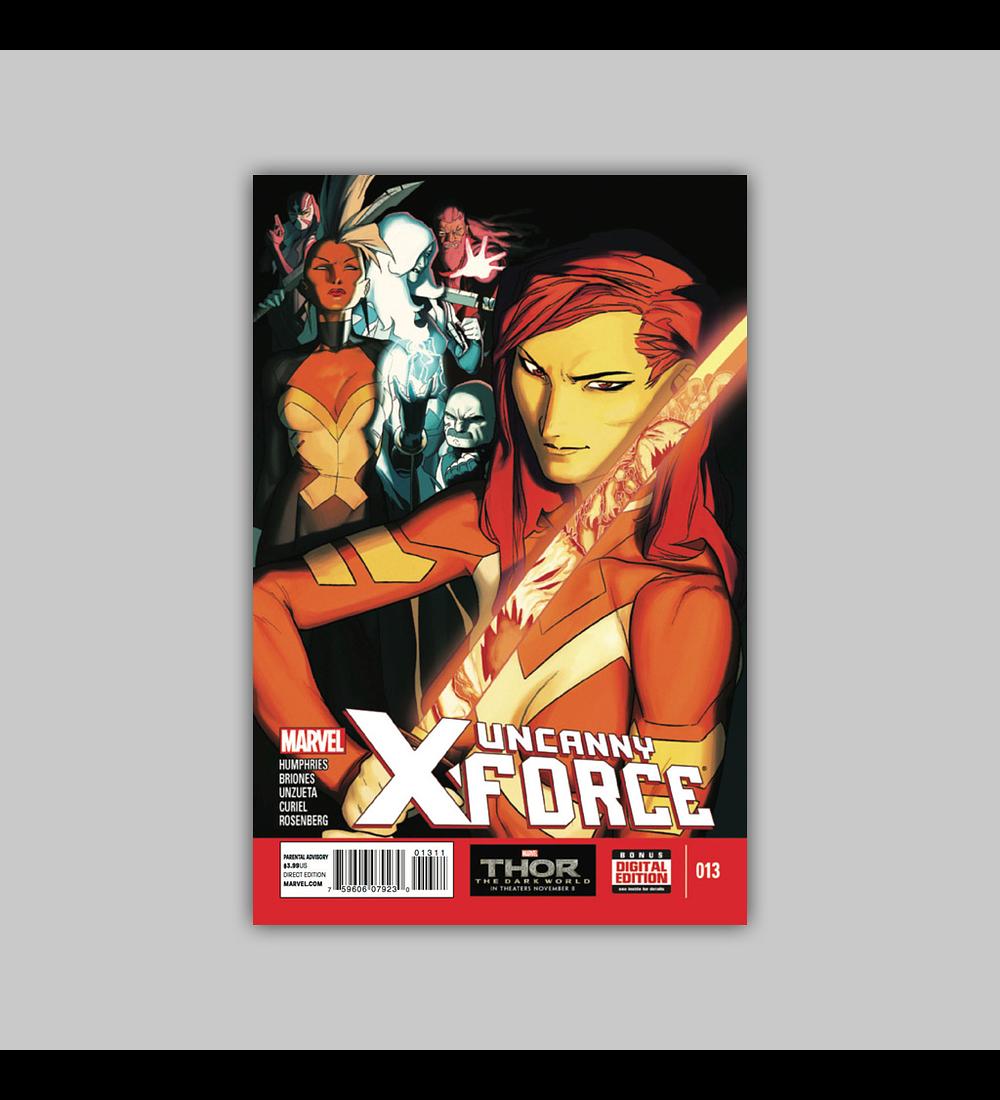 Uncanny X-Force (Vol. 2) 13 2013