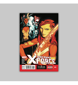 Uncanny X-Force (Vol. 2) 13 2013