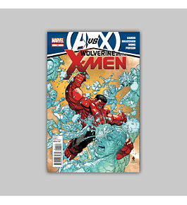 Wolverine and the X-Men 11 2012