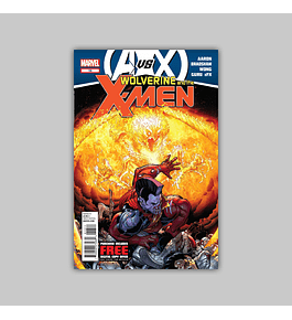 Wolverine and the X-Men 13 2012