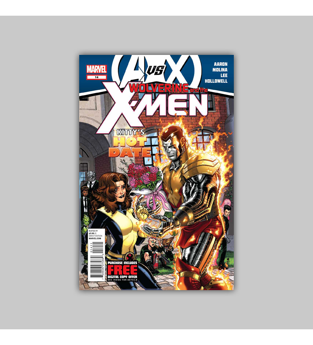 Wolverine and the X-Men 14 2012