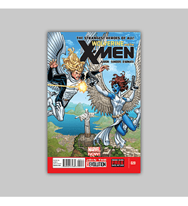 Wolverine and the X-Men 20 2013