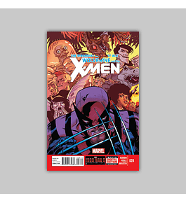 Wolverine and the X-Men 28 2013