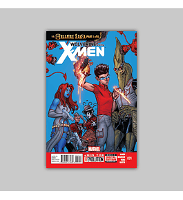 Wolverine and the X-Men 31 2013